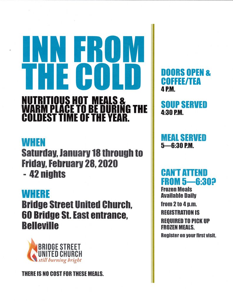 Inn from the Cold poster
